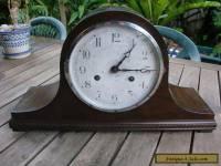 Antique/Vintage Cute Napoleon Clock Running Striking VERY well