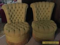 Set of 2 Vintage Chairs