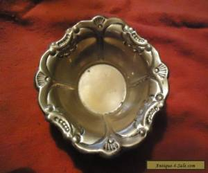 solid silver tray for Sale