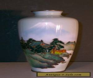 ANTIQUE JAPANESE CLOISONNE WIRELESS for Sale