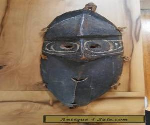 New Guinea Mask for Sale