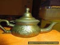 Vintage Theires Koutbla Fabrique Marque Depose  Teapot