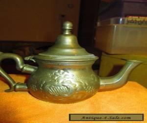 Vintage Theires Koutbla Fabrique Marque Depose  Teapot for Sale