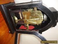 Twin Fusee Bracket Clock - James Murray, Royal Exchange C.1820s