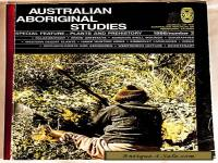 "Magazine ""Australian Aboriginal Studies"" 1988 Article on Aboriginal Use Of Wood"