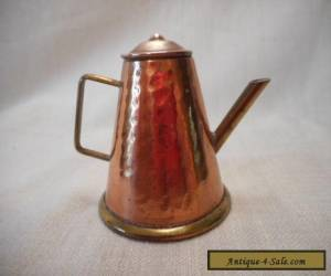 Miniature Copper Lidded Pot! for Sale