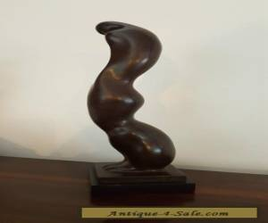 Signed & Numbered Bronze Statue /  Sculpture - Herbert Ng Ching for Sale