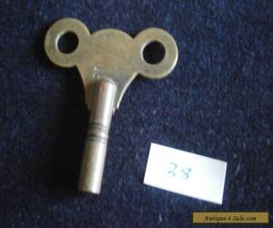 Antique/Vintage Clock Key (lot 38) for Sale