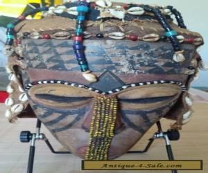 African Kuba Mask Congo African Art for Sale