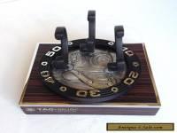 TAG Heuer Swiss Watch Display Box Stand Siebe Gorman Helmet /3 Removable Holders