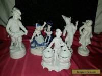 volkstedt porcelain figurines