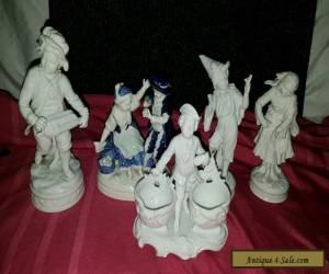 volkstedt porcelain figurines  for Sale