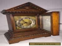 Antique Mantle Clock (c1890-1910)