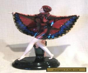 Goldscheider Captured Bird Art Deco Figurine for Sale