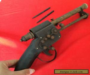 antique Qing dynasty in ancient China with chainattacker arrow binocular pistol for Sale