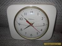 ANTIQUE VINTAGE CERAMIC TIMATIC MADE IN GERMANY CLOCK COLLECTORS   ******