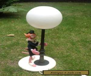 Pink Panther lamp light 1970s vintage made in italy  for Sale