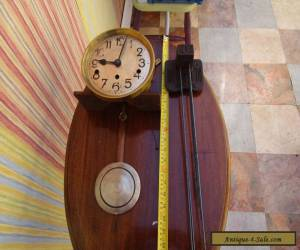 ANTIQUE/VINTAGE WALL CLOCK WESTMINSTER MOVEMENT for Sale