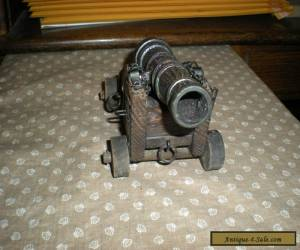 Naval Cannon Decorator - No Reserve! for Sale