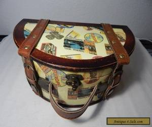 REPLICA VINTAGE-STYLE Decorative Wooden Suitcase box for Sale