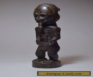 A Very Fine Baule Akan male sculpture, African Tribal Art for Sale
