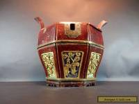 Antique early 19th Century Chinese Wedding Box.  Very Rare piece
