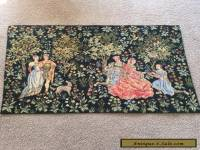 """Gallant"" tapestry (Needlepoint)"