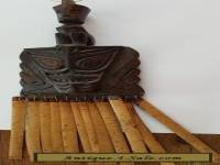 Batak Indonesian Divining Tool / Magic