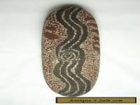 Australian Aborigine Painted Central Desert Shield