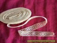 vintage cotton lace