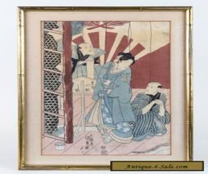 Utagawa Kunisada (1786-1865) Antique Japanese Woodblock  for Sale