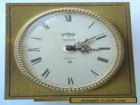 Jaeger Le Coultre, Recital, 8 day/date, Alarm Clock