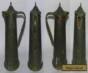 ANTIQUE COPPER JUG - ENGLAND JS & S - CIRCA 1910-1915 for Sale