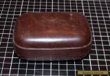 BAKELITE LIDDED SOAP HOLDER FOR TRAVELLING - BEX AUSTRALIA for Sale