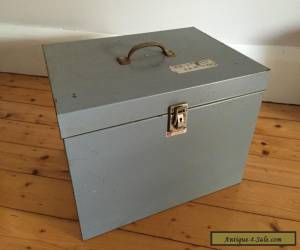 Vintage Filing Cabinet circa 1940, authentically aged for any trendy place! for Sale