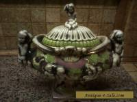 Antique Capodimonte Tureen (mint condition)