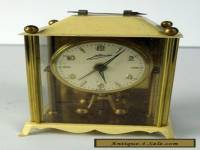 SCHMID-SCHLENKER CARRIAGE CLOCK