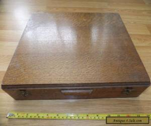 Wooden cutlery box for Sale