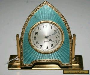 Sessions Antique Art Deco Clock in working conditon  for Sale