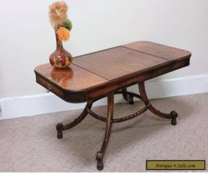 Vintage Antique Decorative Wood Side Table Night Stand for Sale